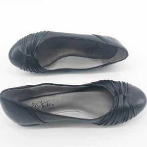 Life Stride | Black Ballet Flats | Size 6